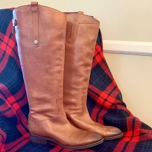 Sam Edelman | Penny Riding Boots in Whiskey